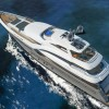 Superyacht SARP46 by Sarp Yacht nominated for IY&A Award 2015