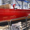 Baltic 116 Custom Yacht DORYAN to be seatrialed in Palma de Mallorca