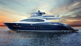 View large version of image: Florida Yacht Charter aboard LSX92 motor yacht ALGORYTHM