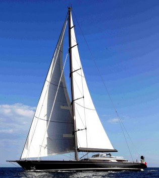 View large version of image: Perini Navi delivers 60m mega yacht PERSEUS^3