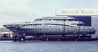 View large version of image: Heesen sell 50m Super Yacht AKOYA
