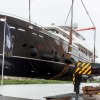 New 37m superyacht SANTA MARIA T by Wim van der Valk launched