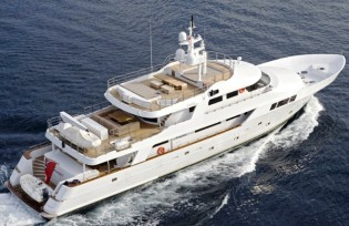 View large version of image: South of France Charter Special for 39m Motor Yacht SENSEI