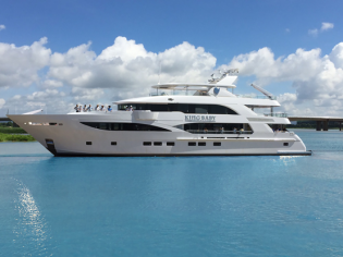 View large version of image: IAG Yachts launch New 140' Superyacht KING BABY