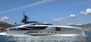 View large version of image: Palmer Johnson to continue superyacht production in the Netherlands