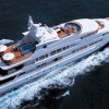 Beautiful LADY LOLA superyacht available for Christmas and New Year's Yacht Charter in the Caribs