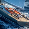 Baltic 115 Sailing Yacht NIKATA delivered