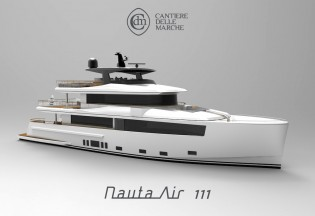 View large version of image: Sale of CdM Nauta Air 111' Superyacht