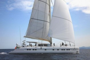View large version of image: Special Winter Rates for Sailing Catamaran ORION