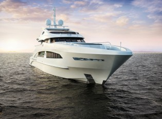 View large version of image: Heesen announces sale of New 50m Project ALBA superyacht