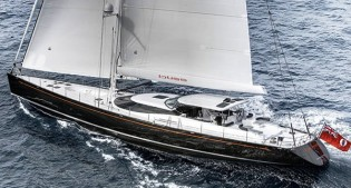 View large version of image: Newly-Refitted Sailing Yacht BLISS: Charter 10 Days and Pay for 8
