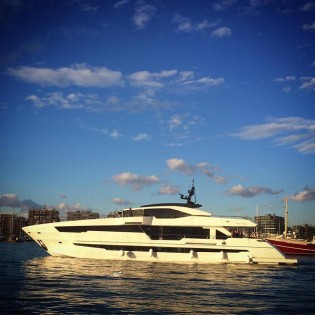 View large version of image: Astondoa launch first Century 110 GLX Yacht