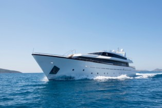 View large version of image: Motor Yacht NOMI Seeks En-Route Charterers from Turkey to Croatia