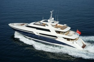 View large version of image: Bilgin Superyacht TATIANA Special Charter Rate in the Adriatic in May