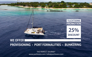 View large version of image: Yachtsons introduces Discount Cards for Vessels