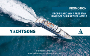 View large version of image: Yachtsons announces first Mega Charter Fleet in the Maldives