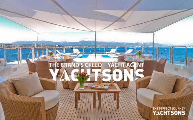 View large version of image: Your summer yachting destination