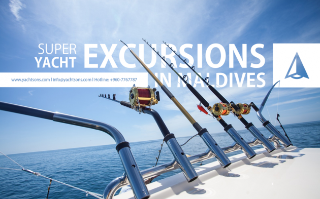 View large version of image: Unlimited Excursion in Maldives with Yachtsons