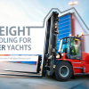 Freight Handling for Super Yachts