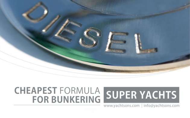 View large version of image: Cheapest Formula for Bunkering