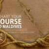 Map your way to Maldives