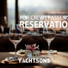 Hotel Reservation for Super Yachts