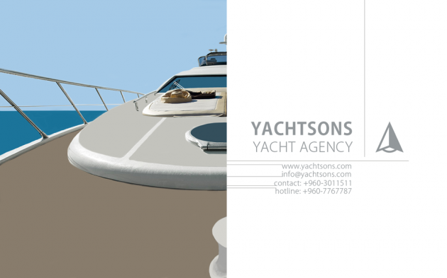 View large version of image: Number 1 Yacht Agent in the Maldives