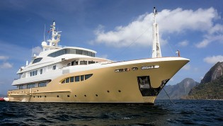 View large version of image: luxury yacht JADE 959 is ready for Mediterranean charter