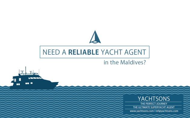 View large version of image: Yachtsons l Your Superyacht Agent in the Maldives