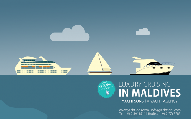 View large version of image: Your Super-yacht Partner in the Maldives
