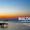 Get your permium superyacht services in Maldives