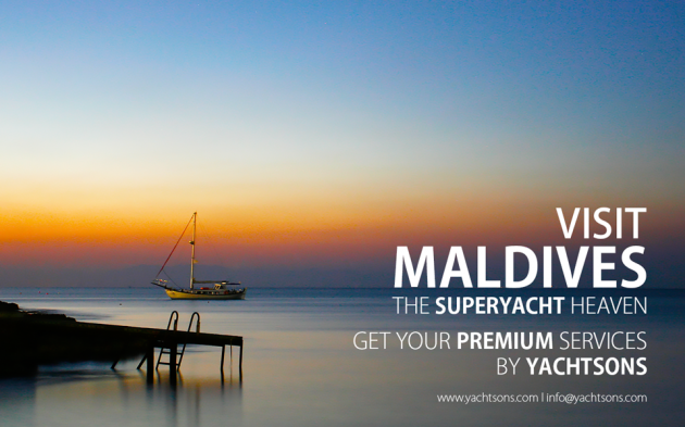 View large version of image: Get your permium superyacht services in Maldives