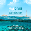 The fun side for Superyachts in Maldives