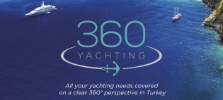 View large version of image: 360° Yachting Turkey