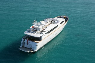 View large version of image: Charter Yacht TALILA available with 10% discount in Mallorca