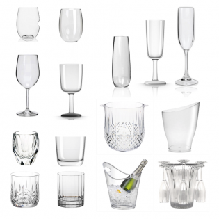View large version of image: How to choose and care for unbreakable drink ware